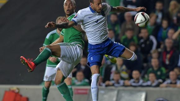 Северна Ирландия - Гърция 3:1