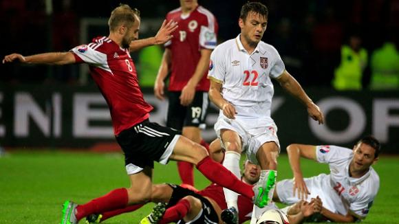 Албания - Сърбия 0:2