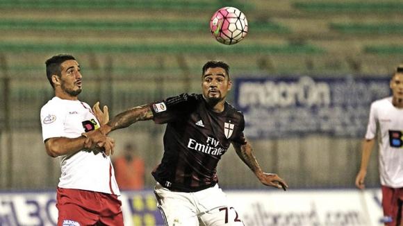 Монца - Милан 0:3