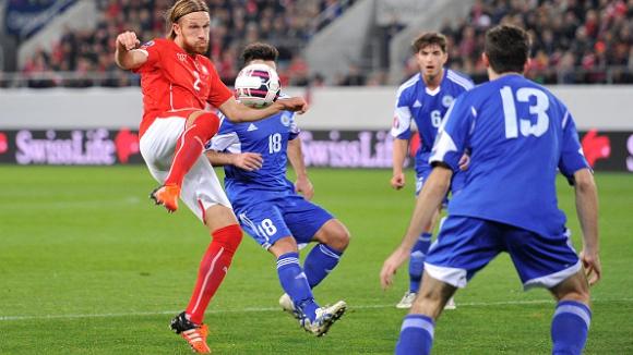 Швейцария - Сан Марино 7:0