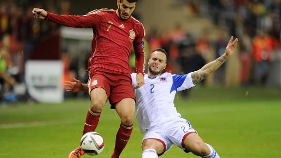 Испания - Люксембург 4:0