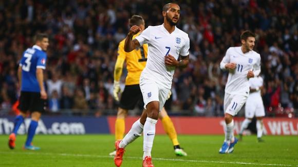 Англия - Естония 2:0