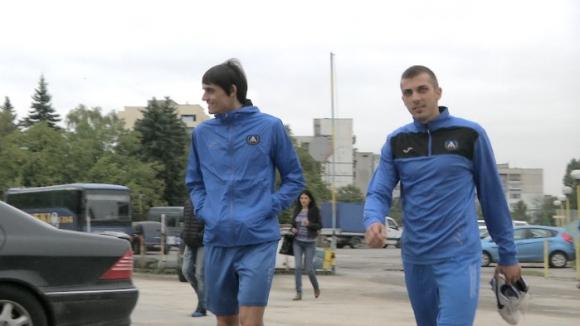 Йордан Милиев се завърна в Левски