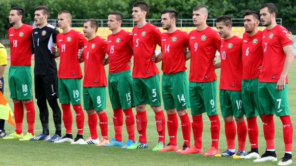 Дания U21 - България U21 1:0