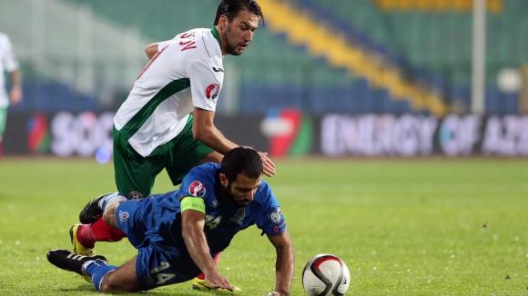 България - Азербайджан 2:0