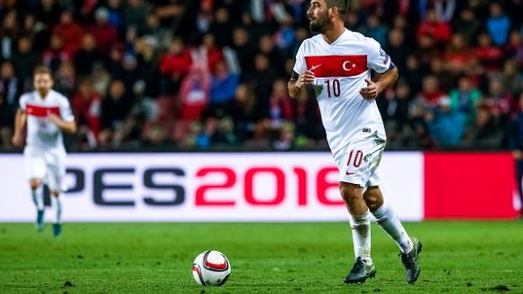 Турция - Исландия 1:0