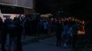 """Хиляди """"сини"""" фенове окупираха стадиона в Ловеч"""