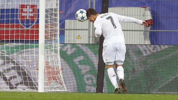 Шахтьор (Донецк) - Реал (Мадрид) 3:4