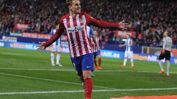 3' Атлетико (Мадрид) - Еспаньол 1:0