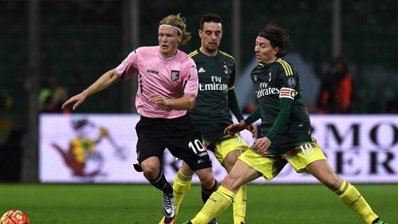 Милан - Удинезе 1:1