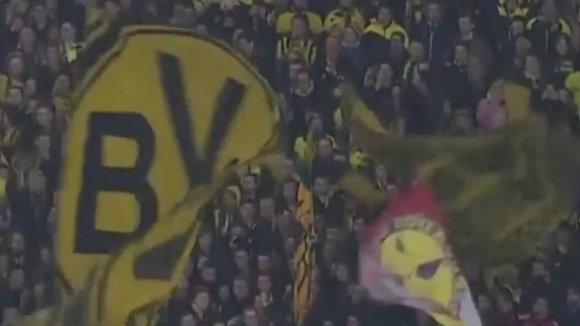 Феновете на Дортмунд с изненадваща форма на протест