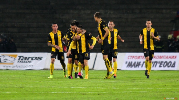 Ботев (Пловдив) - Домжале 0:0