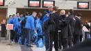 """""""Сини"""" и """"бели"""" се засякоха на летището в Турция"""