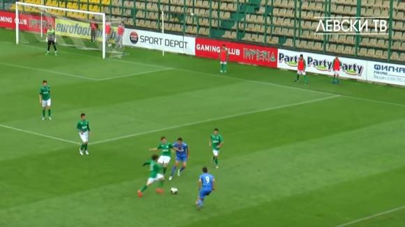 Левски - Берое 3:1, финал за Купата при децата родени през 2002 г.