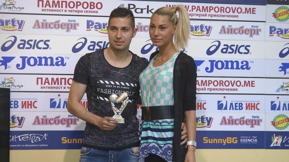 Даниел Генов бе избран за играч на 35-ия кръг