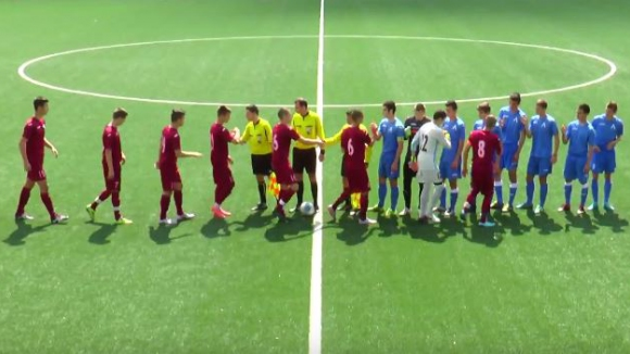 Левски - Септември 0:3 (юноши родени 2000 г.)