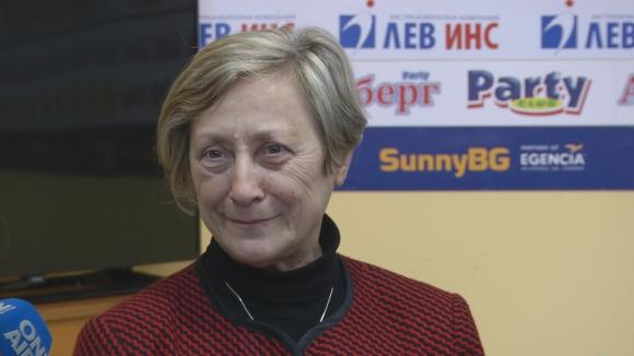 Нешка Робева: Не мога да повярвам, че съм на 70