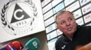 Тарханов преди евросблъсъка на Славия: Има вълнения в отбора