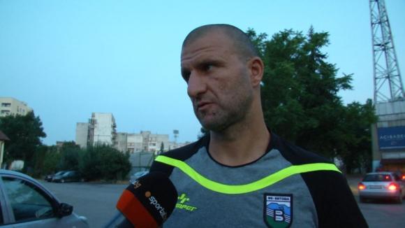 """Треньорът на """"бистришките тигри"""": Ще бъдем фактор във Втора лига, с Бойко Борисов не съм говорил"""