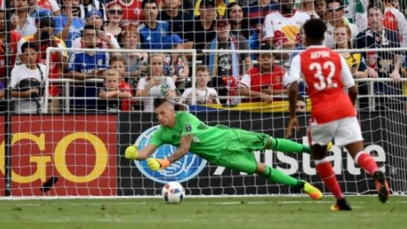 MLS All Stars - Арсенал 1:2