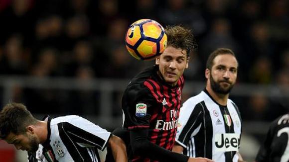 Милан - Ювентус 1:0