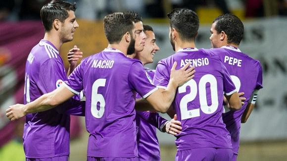 Културал Леонеса - Реал (Мадрид) 1:7