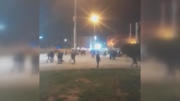Терористичен атентат с десетки тежко ранени пред стадиона на Бешикташ в Истанбул