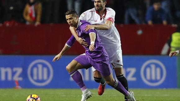 Севиля - Реал Мадрид 2:1
