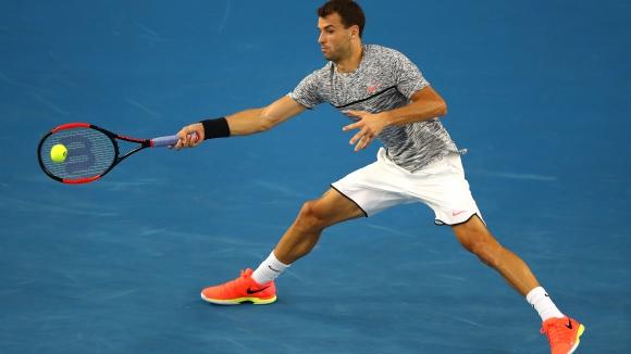 Григор стартира с победа на Australian open