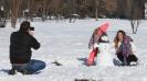 Десетки деца и родителите им се включиха в Световния ден на снега