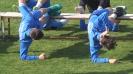 Много емоции и здрави тренировки в първия зимен лагер на Левски