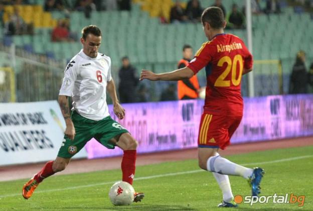 България мечтае след драматична победа над Армения