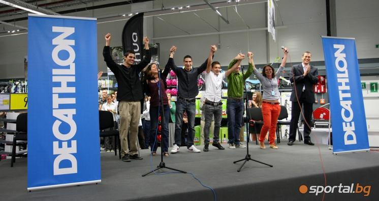 8db6c579585 С грандиозен коктейл беше открит новият спортен магазин DECATHLON в София -  Sportal.bg