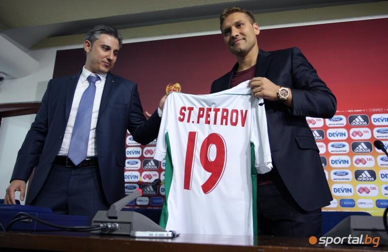 Стилиян Петров разказа за най-тежките си мигове и за най-хубавата новина, която е чувал