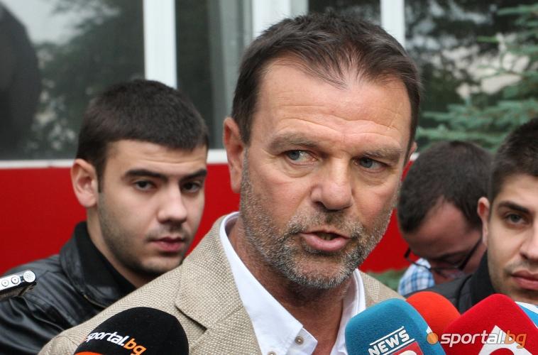 Провали се общата среща на акционерите на ЦСКА поради липсата на Манджуков и Георгиев