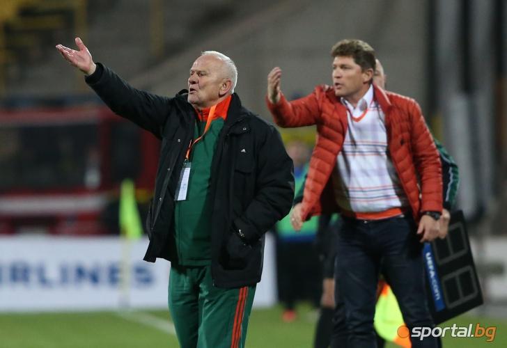Прекратиха мача между Левски и Литекс