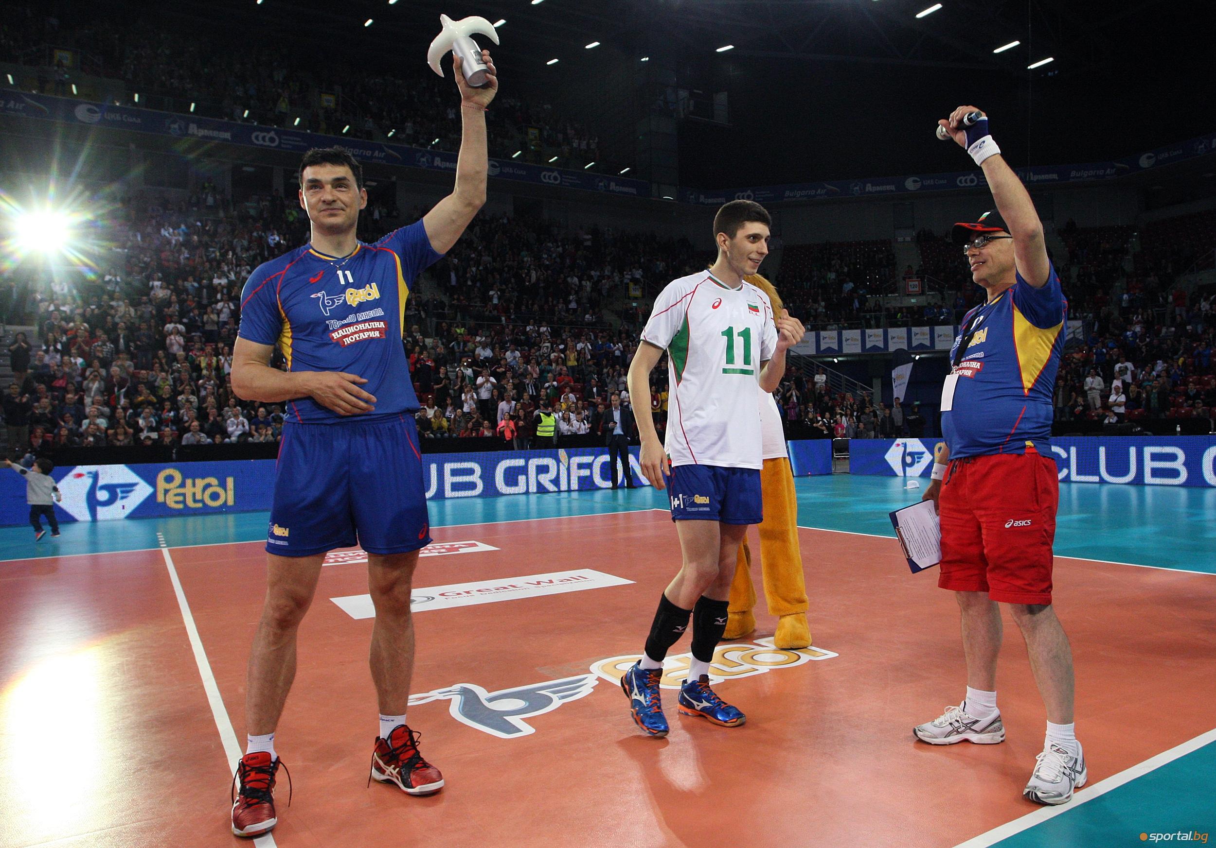 Владо Николов спечели последния си мач