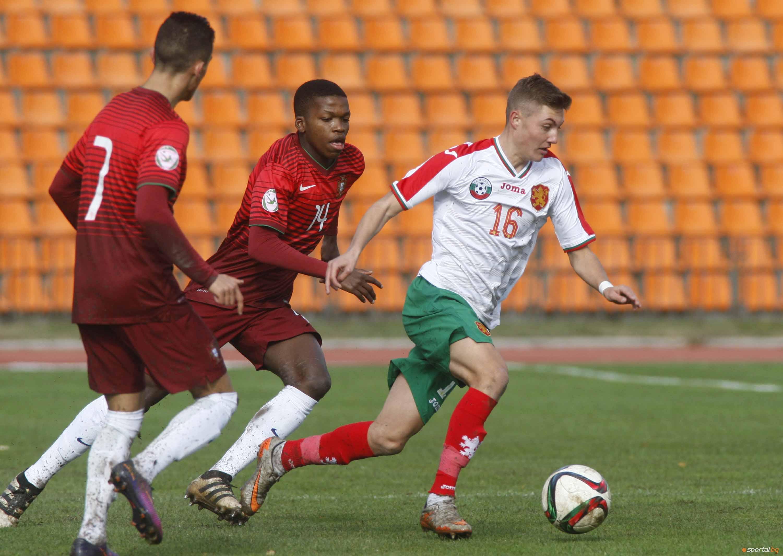 България (U19) - Португалия (U19)