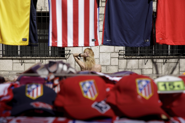 Атлетико Мадрид - Севиля