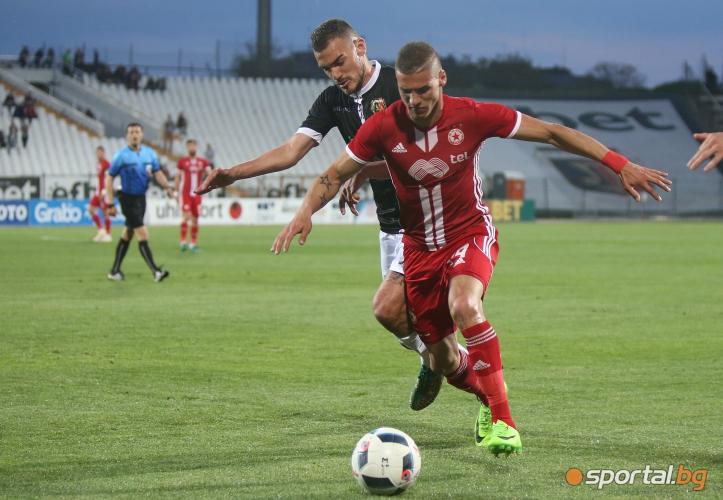 Локомотив (Пд) - ЦСКА - София 1:2