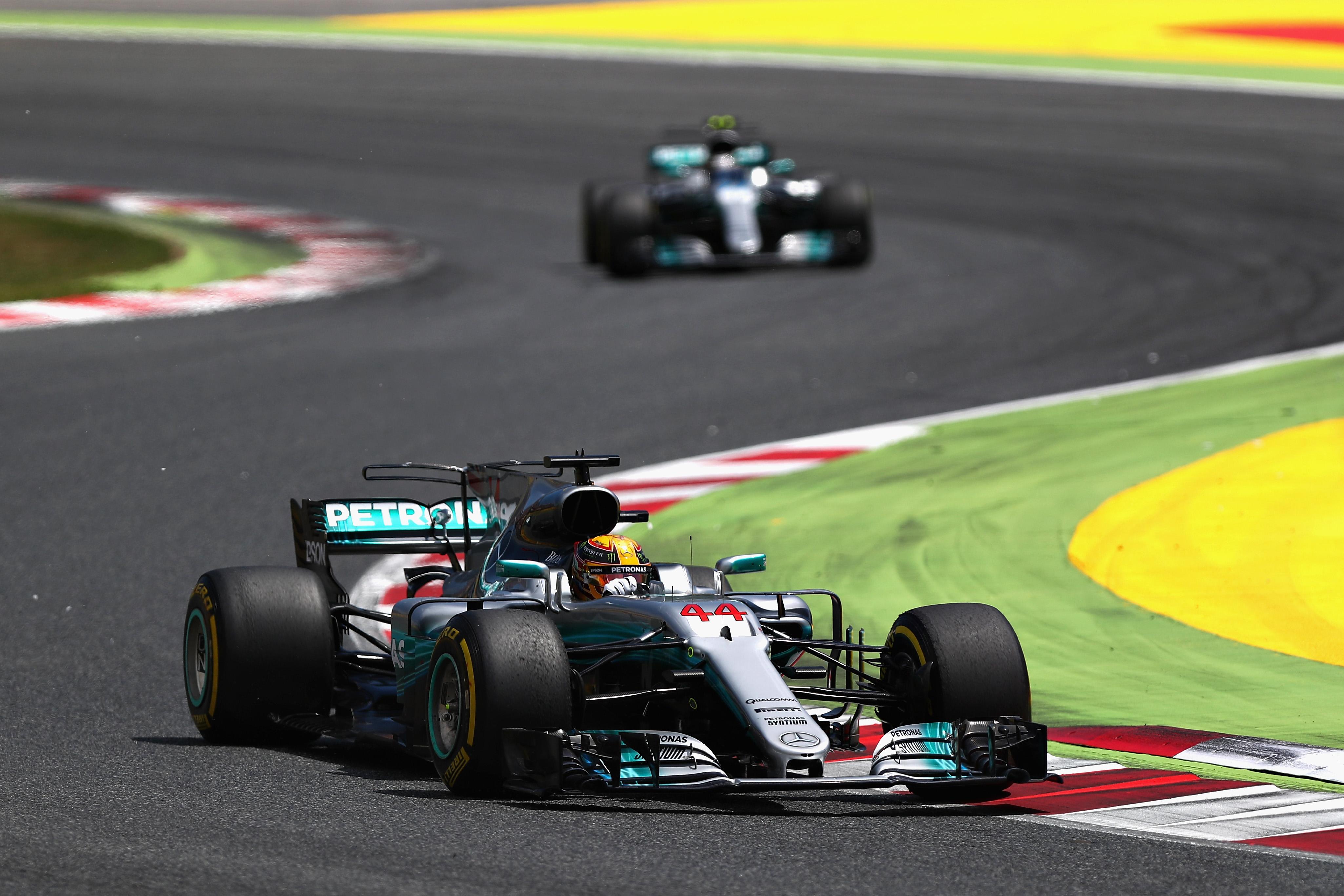 Състезание за Гран При на Испания 2017