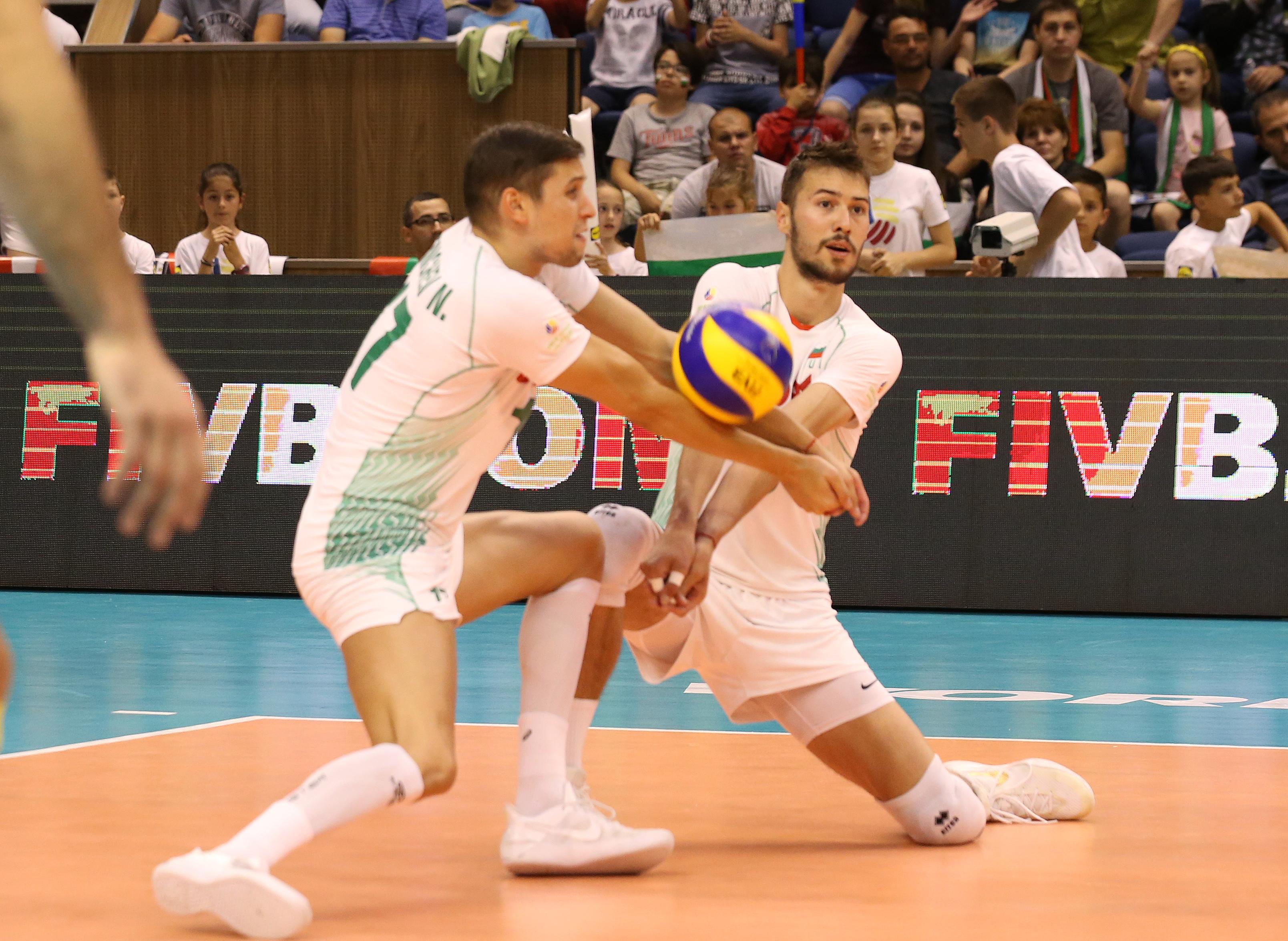 България - Бразилия 3:1