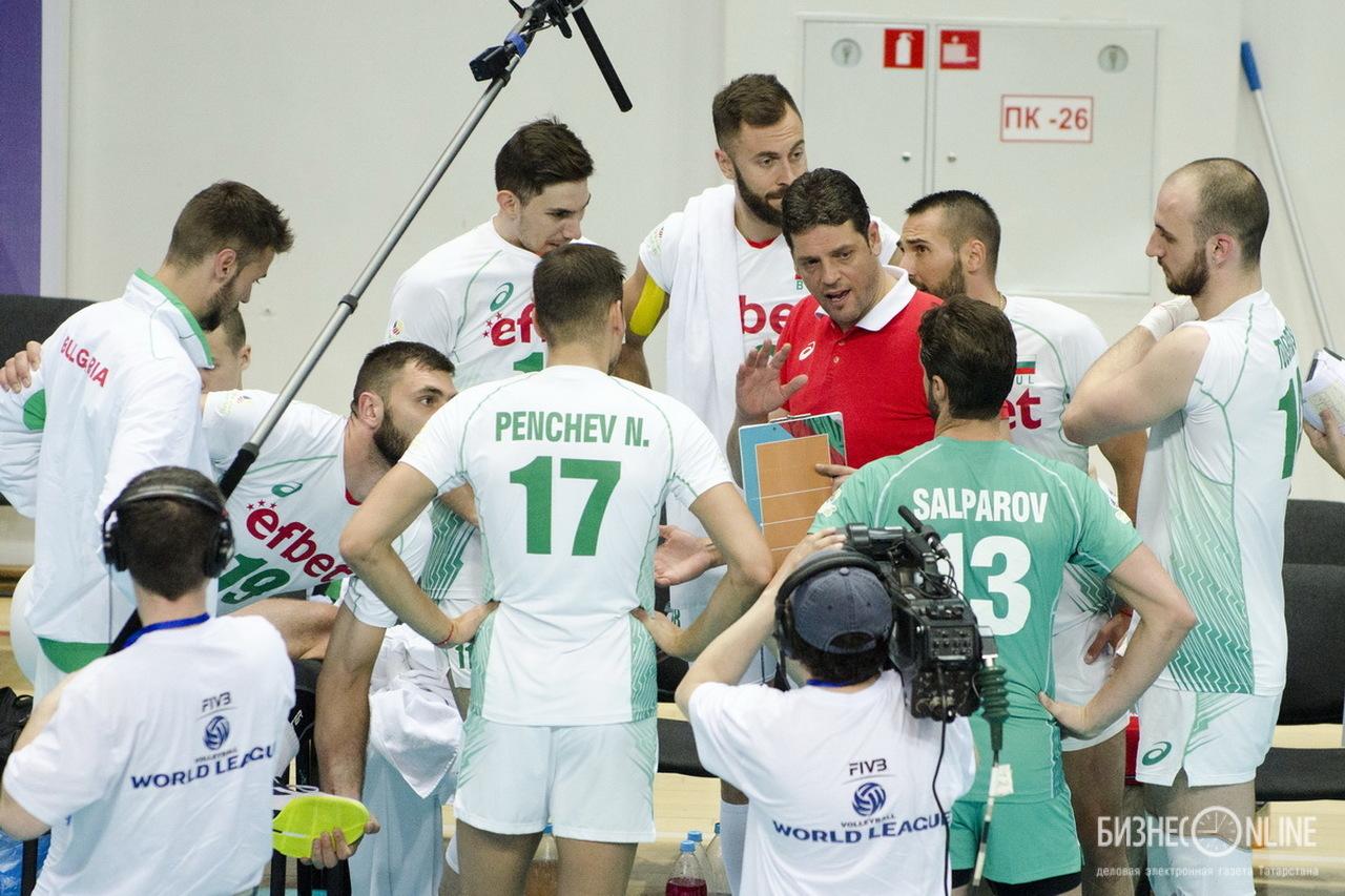 България възкръсна в Казан и удари Русия в Световната лига