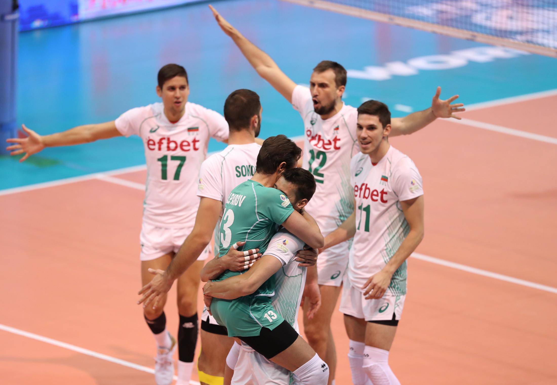 Аржентина - България 3:1