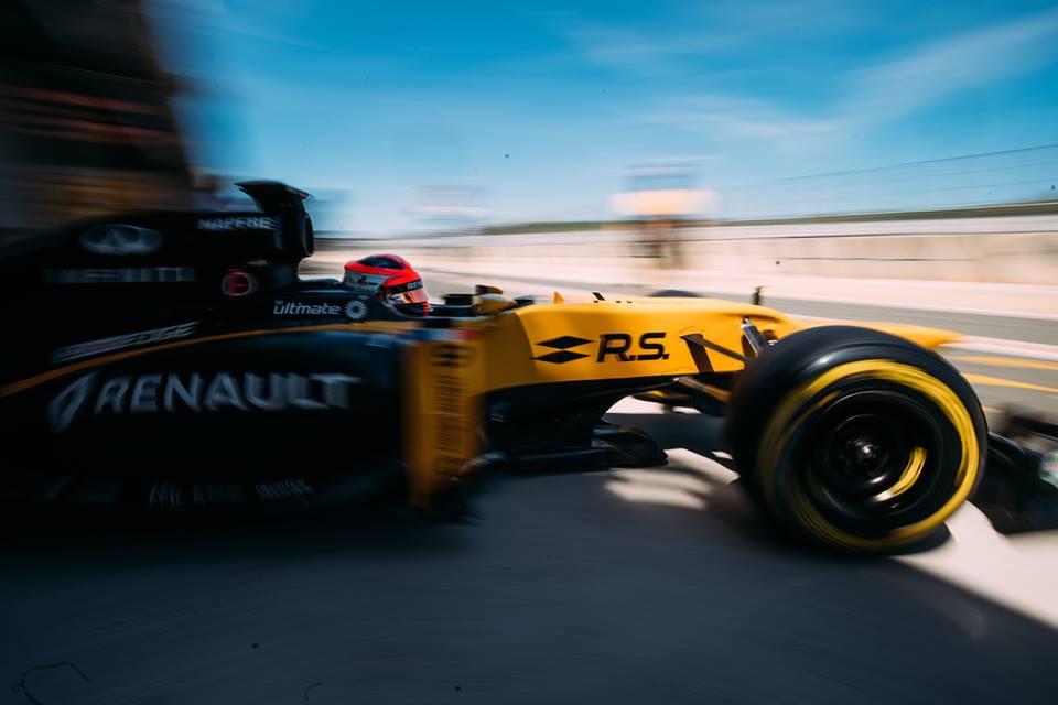 Роберт Кубица проведе тест с Рено във Ф1
