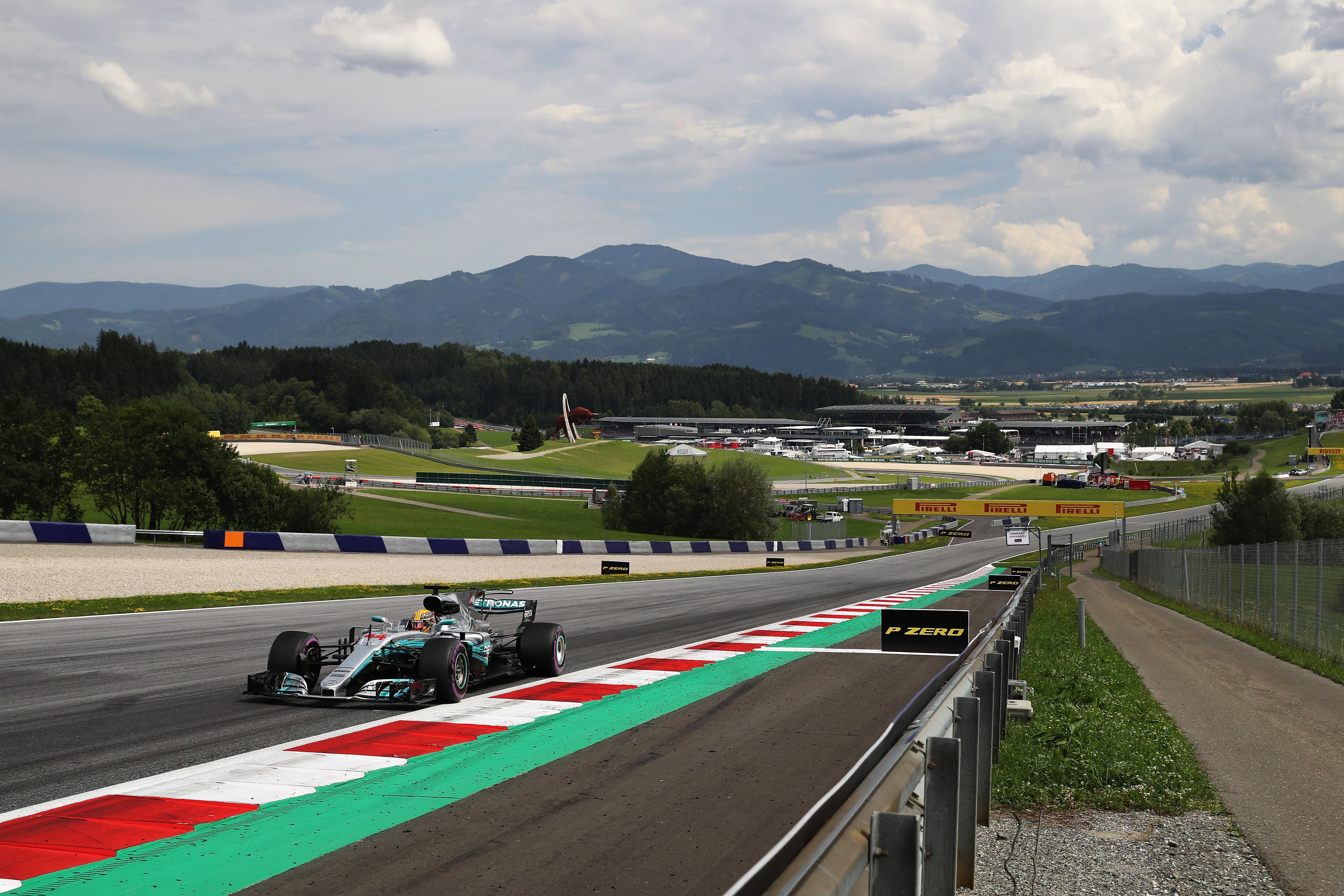 Състезание за Гран При на Австрия 2017