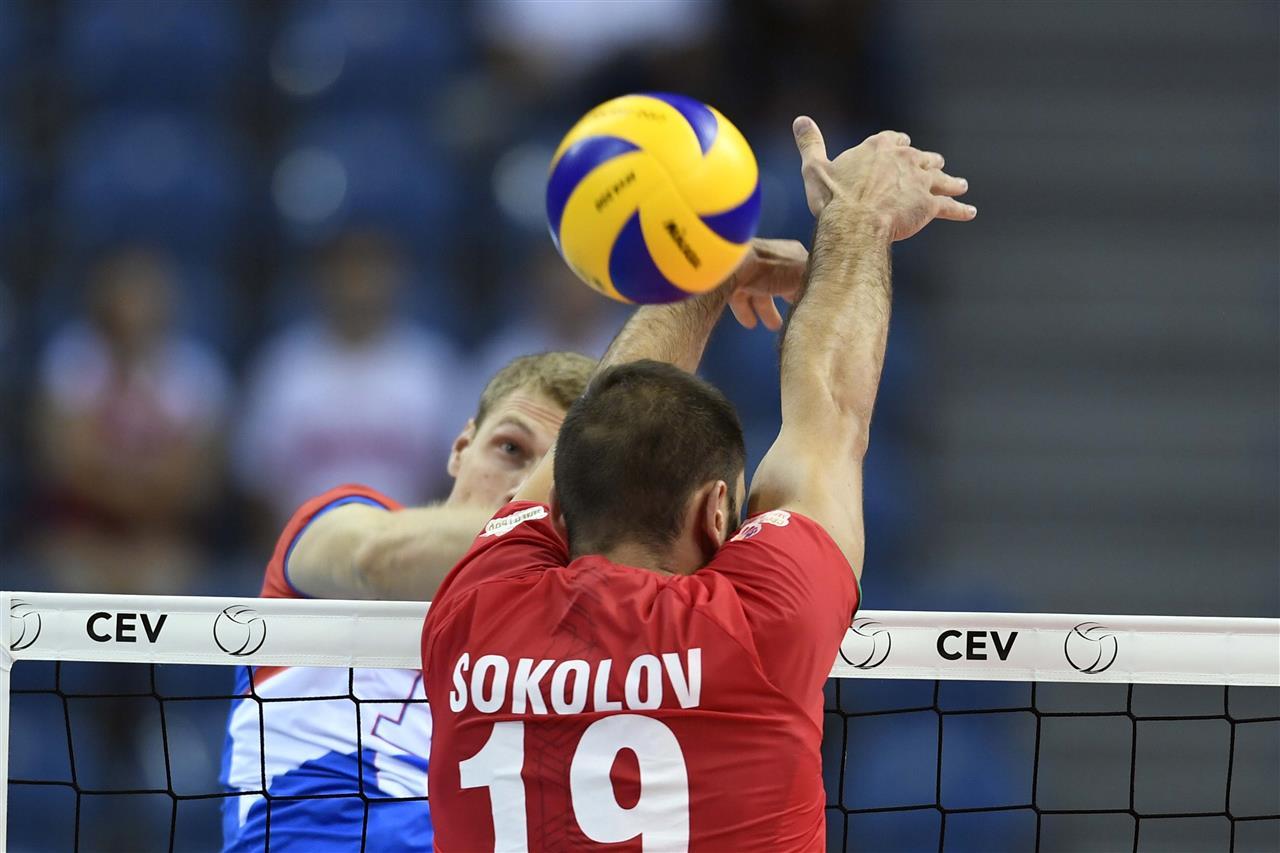 Сърбия спря амбициите на България за медал на Евроволей 2017