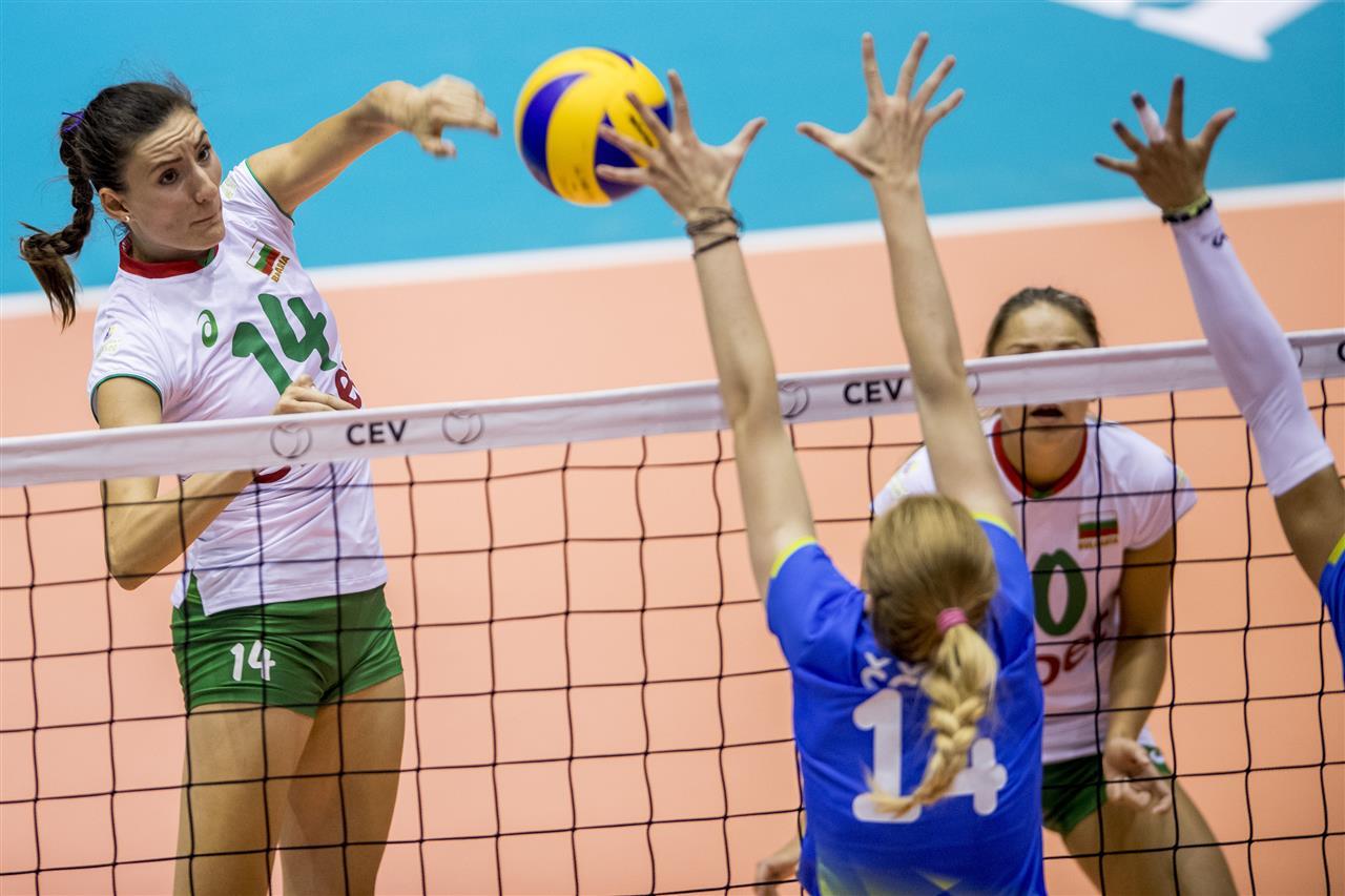 България удари Словения с 3:1 на световната квалификация в Ротердам