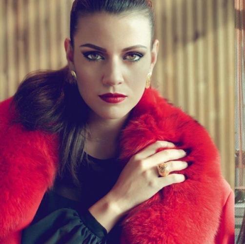 Актрисата Ралица Паскалева - музата на Теодор Салпаров