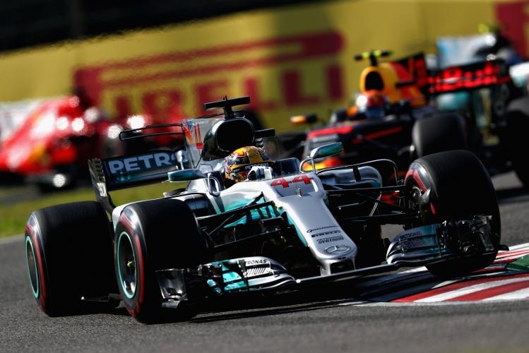 Състезанието за Гран При на Япония 2017